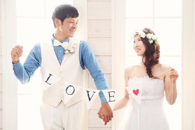 帯広の結婚写真 佐々木様