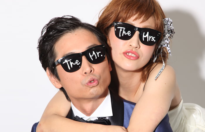 札幌の結婚写真
