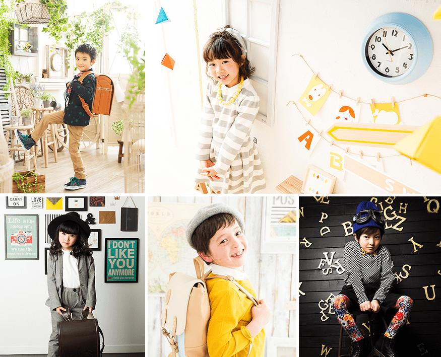 旭川市のフォトスタジオ写真工房ぱれっとの入学キャンペーン案内