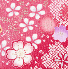 kimono sakuragara
