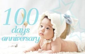 100days anniversary