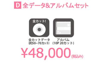 D.全データ&アルバムセット