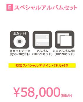 E.スペシャルアルバムセット