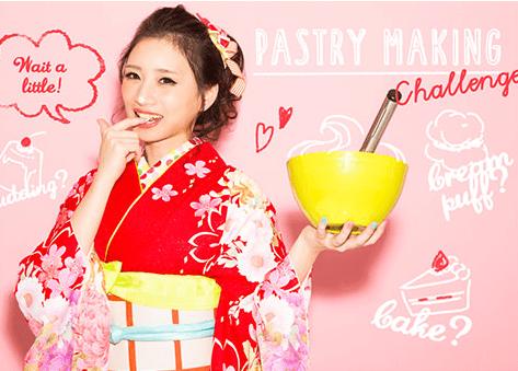 写真工房ぱれっと 赤 振袖 成人 seijin kimono