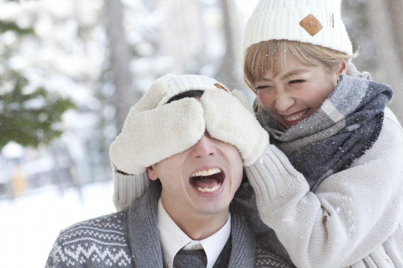 ロケ写真冬
