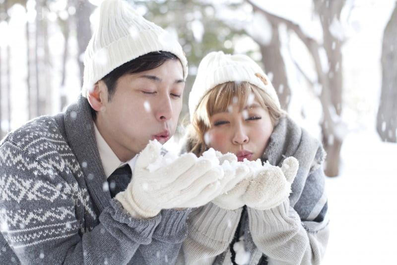北海道冬ブライダルロケーション