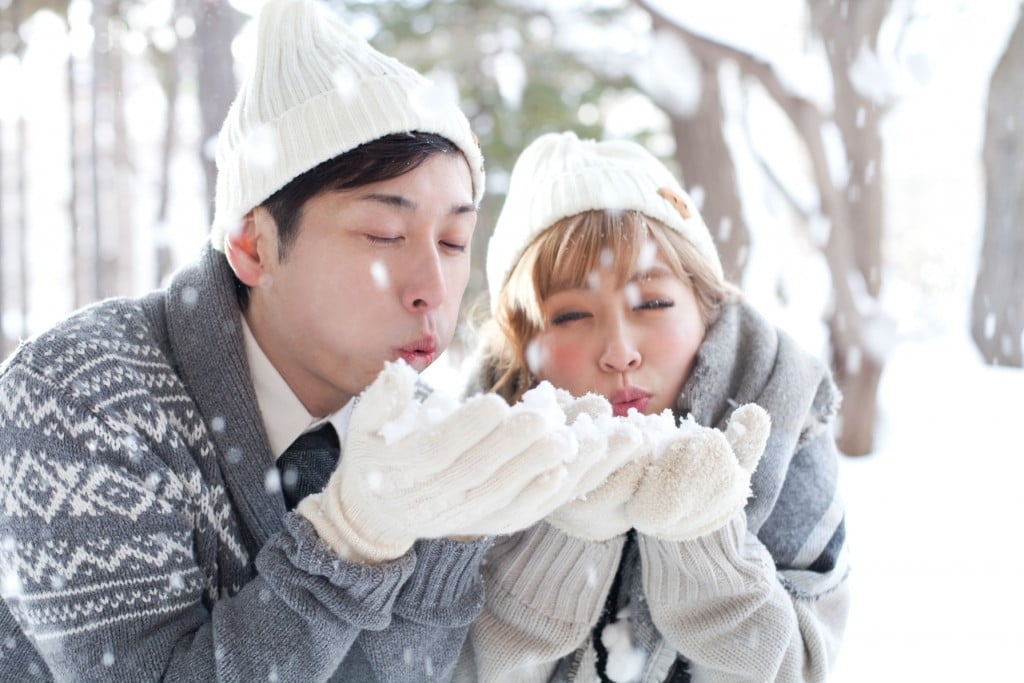 北海道サッポロファクトリー冬期ロケーション