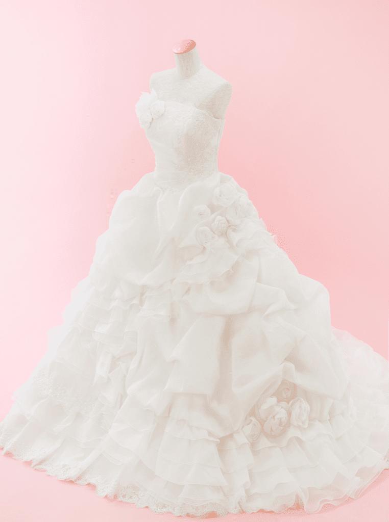 婚礼ドレス