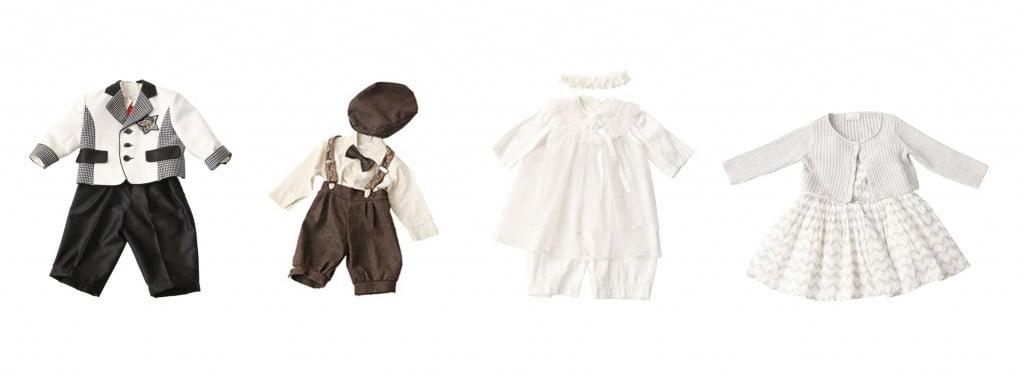 ホワイトフラワー衣装