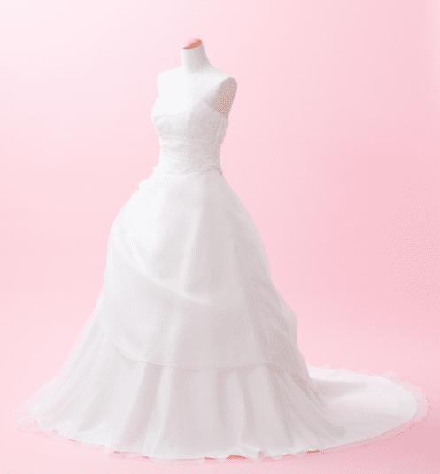 ファクトリー店 白ドレス