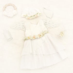 女の子衣装天使