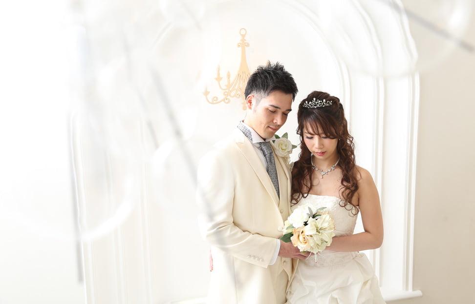 旭川店で結婚写真を撮影したセンパイカップルのレビュー