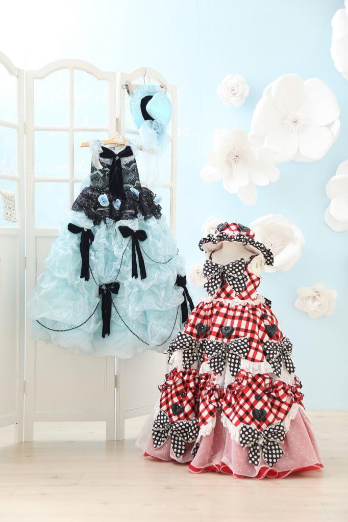 3才女の子ドレス