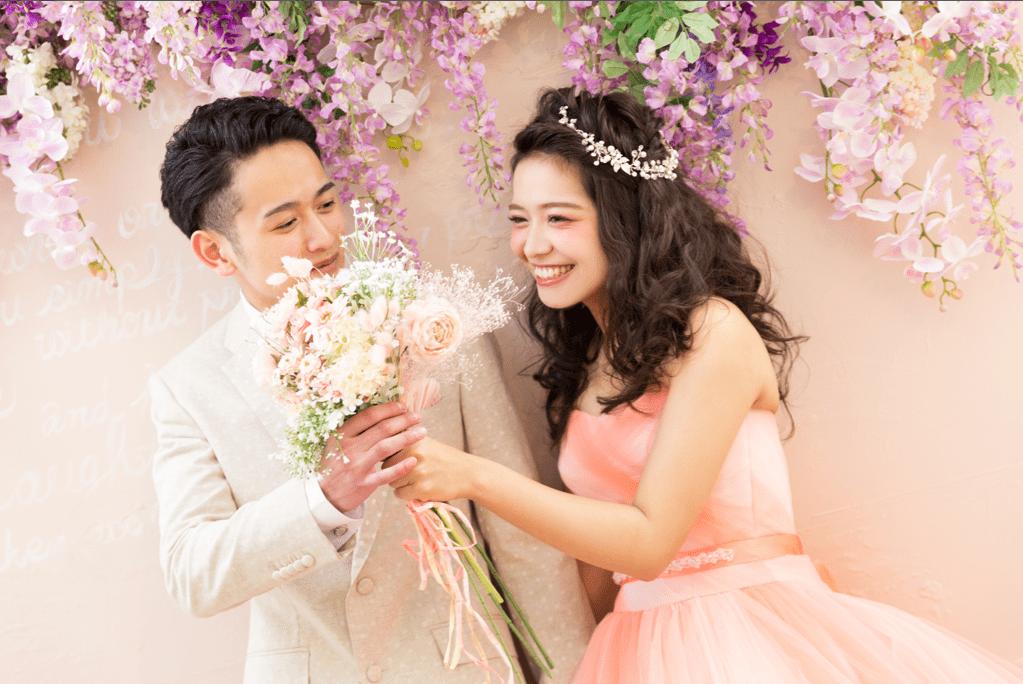 札幌結婚写真