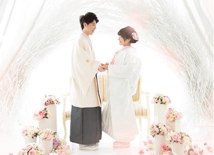 婚礼 着物 スタジオ