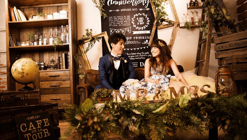 婚礼 スタジオ カフェ