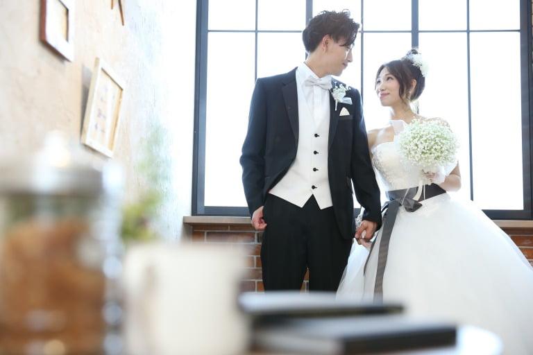 結婚写真ぱれっと