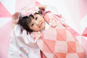 【ウィングベイ小樽店】女の子七五三人気着物ランキング♡
