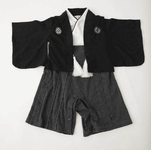 ベビー 黒袴