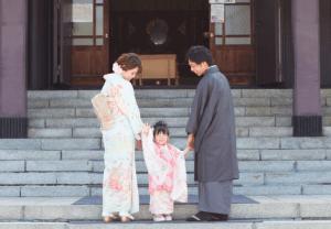 【ご予約承り中!】七五三お宮参りの着付け予約はお早めに☆札幌西店から行くオススメ神社をご紹介!
