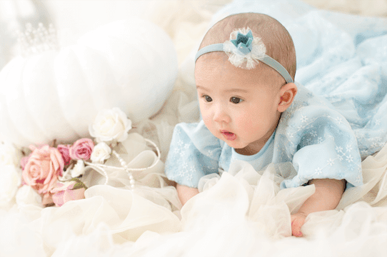 palette baby