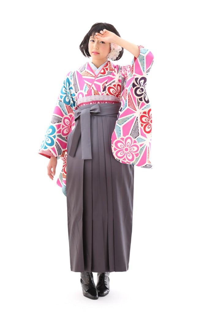 卒業衣装見本モデル30-4