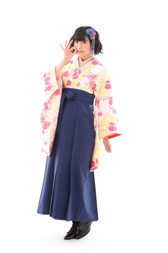 卒業衣装見本モデル30-1