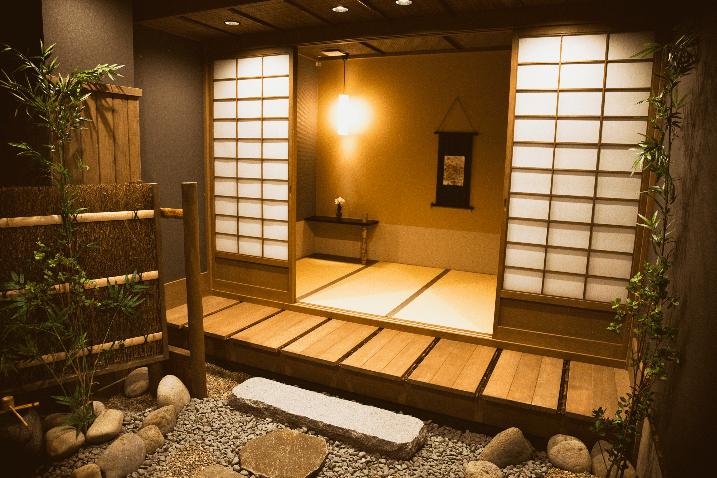 和室スタジオ
