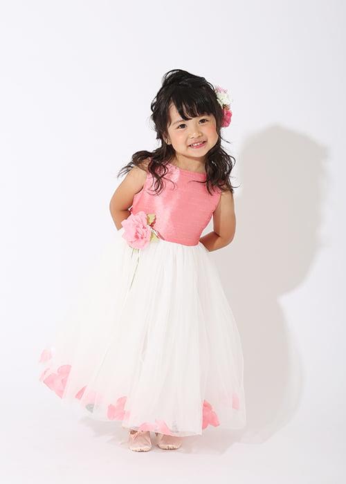 3歳ドレス