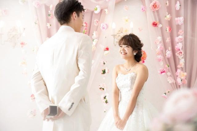 結婚写真 前撮り