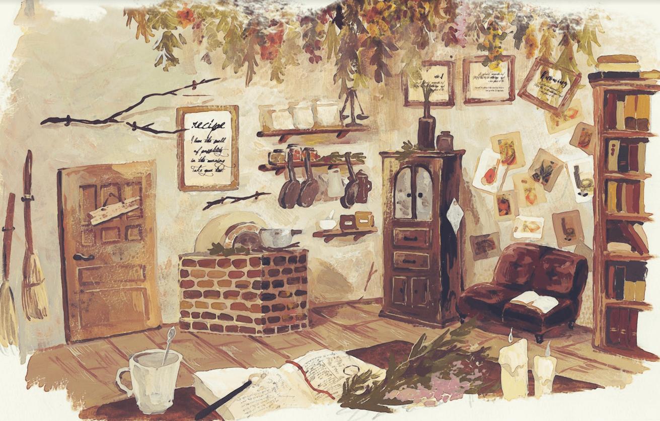 ウィッチハウス