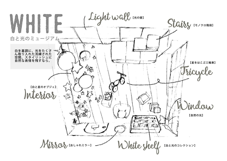 スタジオホワイト