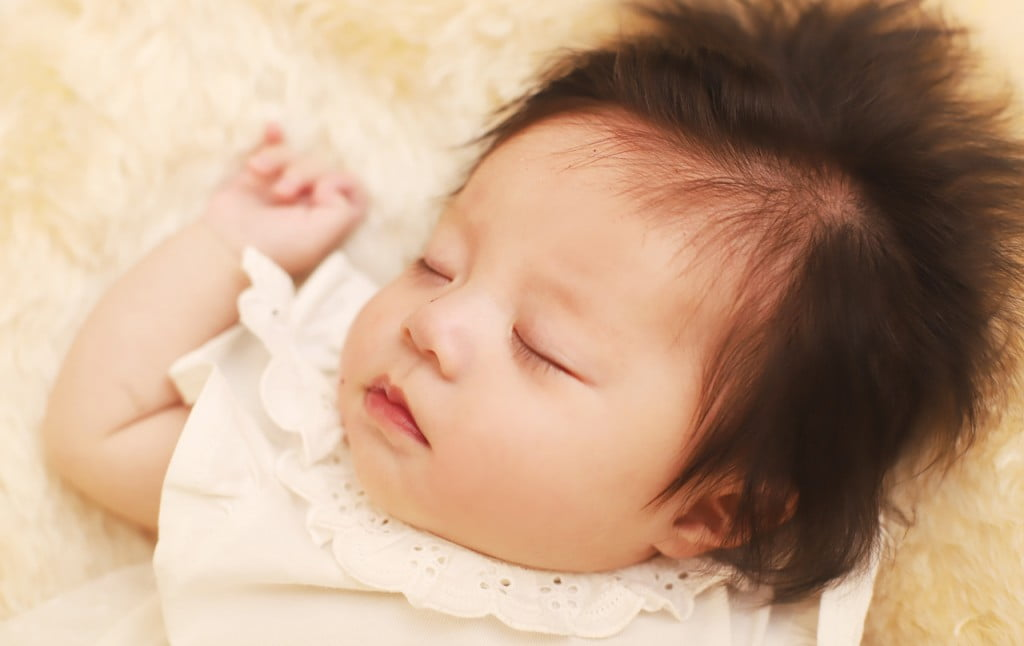 ぱれっと赤ちゃん写真