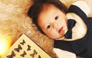 palette baby photo