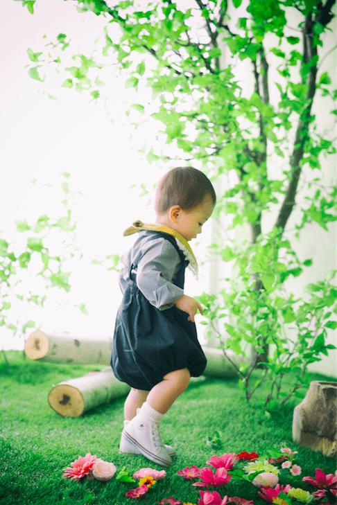1歳の誕生日札幌