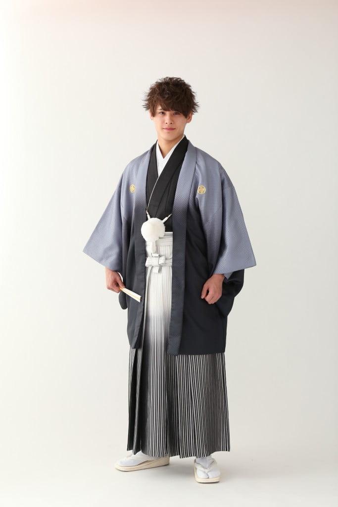 フォトウエディング 紋付袴