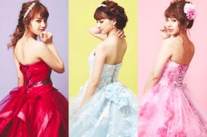 【旭川店】人気急上昇中♡二十歳の記念にドレスも着るならPaletteへ♪