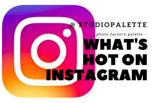 【@studiopalette】1月の人気投稿をPICK UP☆.*+【Instagram】