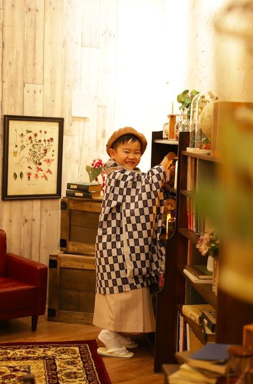 札幌 七五三 写真