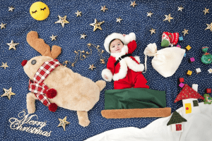 【大好評】サンタキャンペーン☆12月11日(月)スタート!撮影背景を一部ご紹介!【イオン上磯店限定】