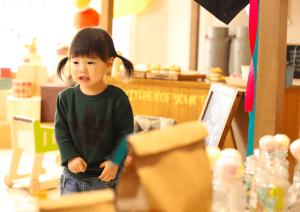 2歳のお誕生日記念でお越しの「いろはちゃん」のお写真紹介!