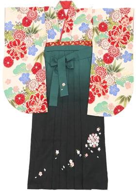 上磯卒業袴