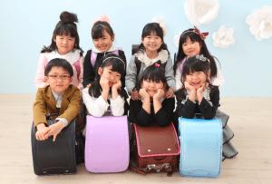 〈Palette KIDS〉今年ご入学のお子様☆みんなで仲良く撮影しました!@イオン上磯店