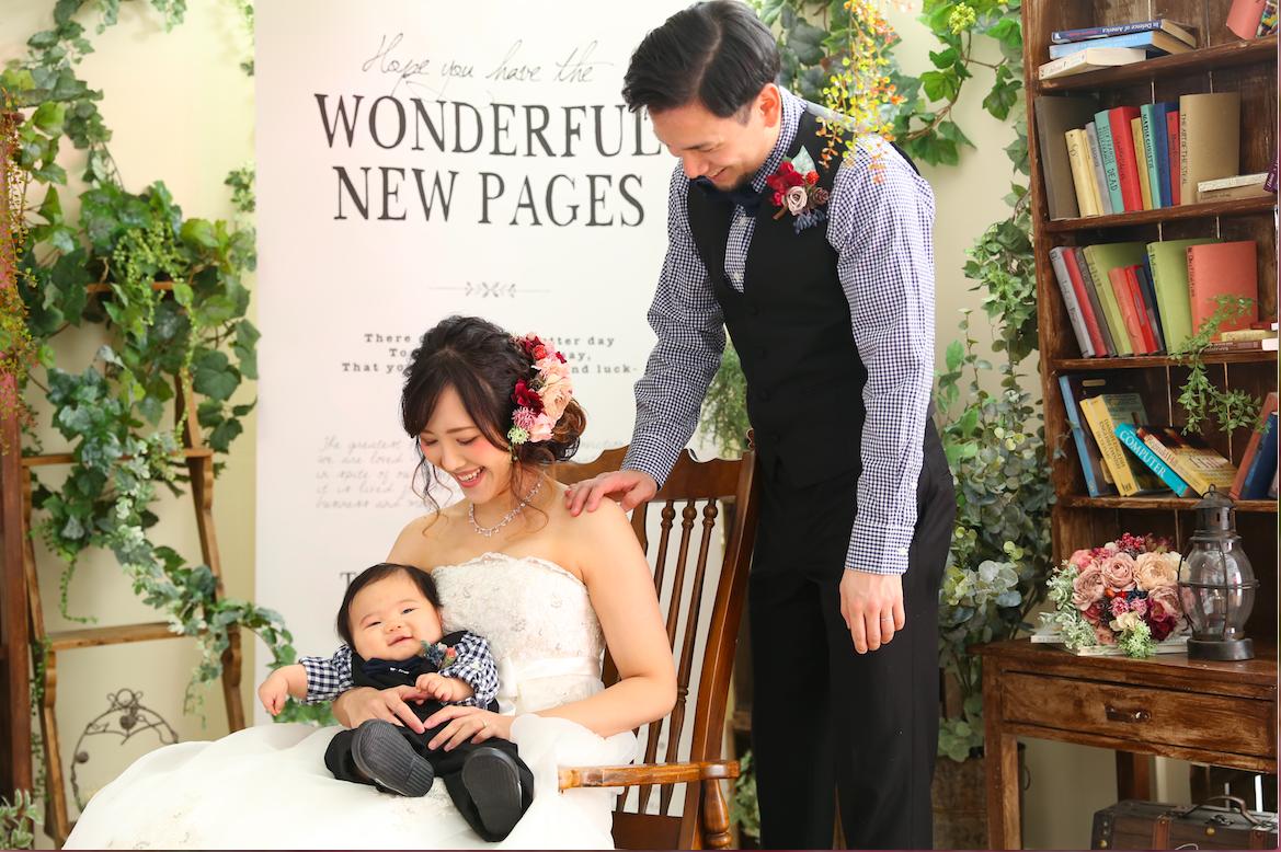 フォトウェディング 札幌 結婚写真 札幌 パパママ婚 札幌