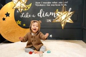 【旭川店】1歳の撮影で来てくれたちはるくんを紹介します♡