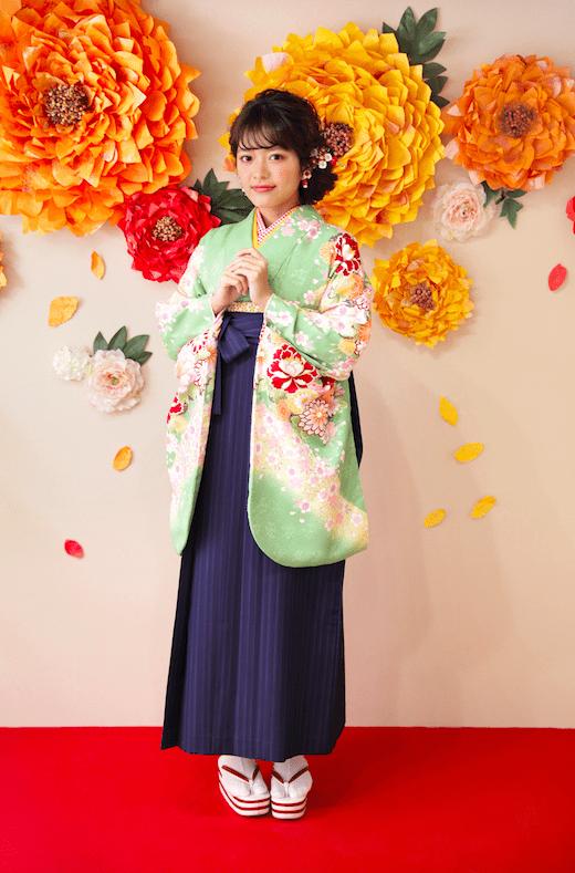 卒業 袴レンタル 札幌