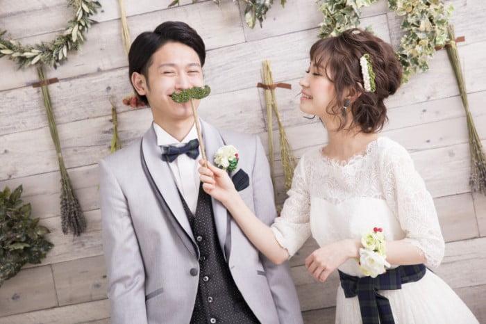 結婚写真 フォトフロップス