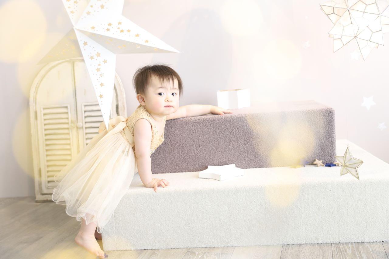 nishi baby white