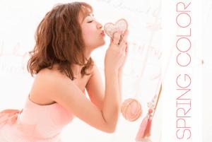 【春特集!】デザインandスプリングカラーで表現する♡3つの春花嫁♡【Palette札幌中央店】