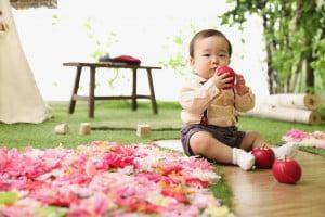 1歳お誕生日記念でお越しの「いぶきくん」のお写真紹介!